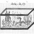 Схема обустройства аквариума aq-2.0